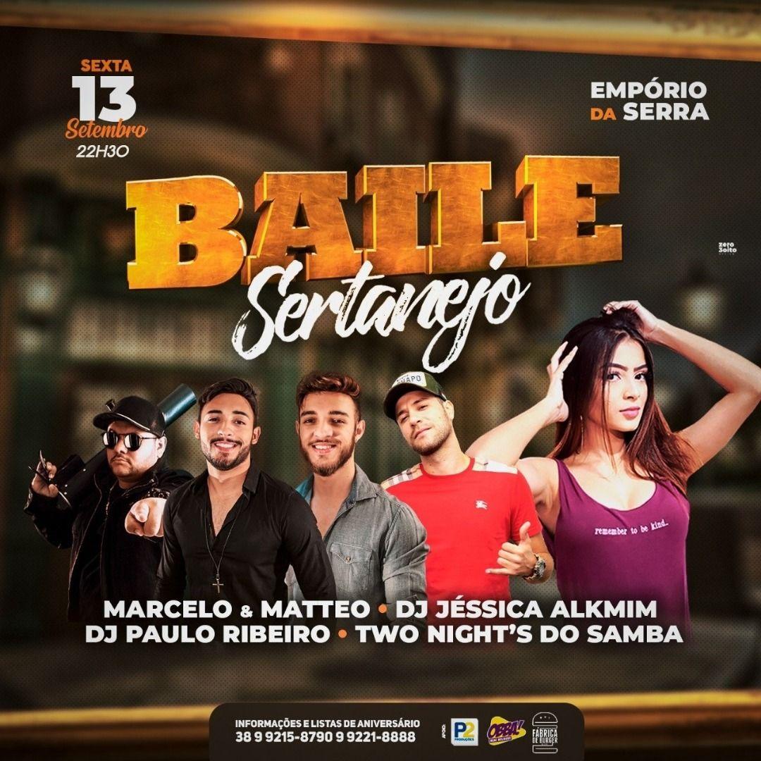 Baile Sertanejo