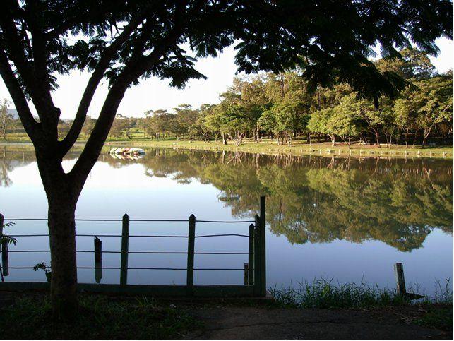 Parque Municipal Milton Prates − Zoológico