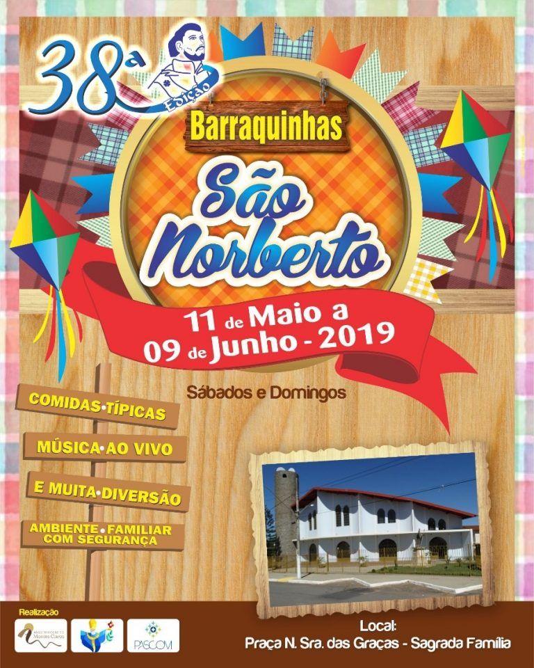 Barraquinhas do São Norberto