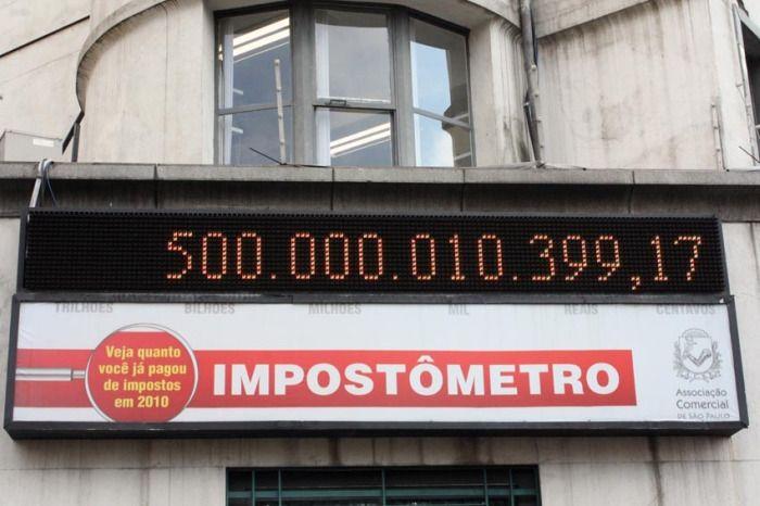 Saiba o que dá para fazer com os R$ 500 bilhões que os brasileiros já pagaram em impostos