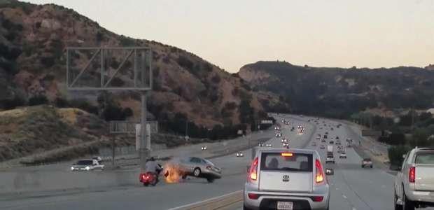 Videos acidentes