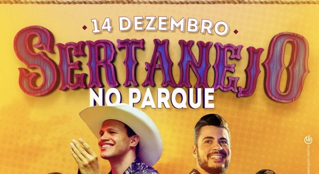 SERTANEJO NO PARQUE