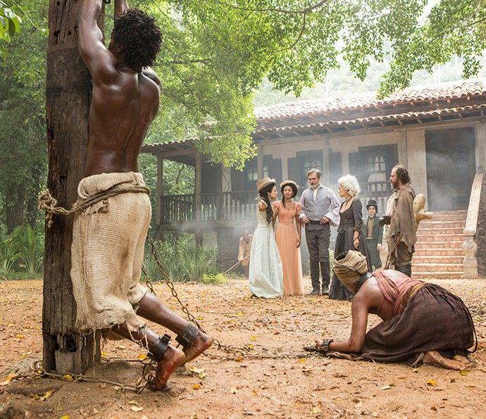 Nova novela das 23h resgata a história de Minas Gerais