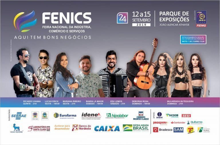FENICS 2019