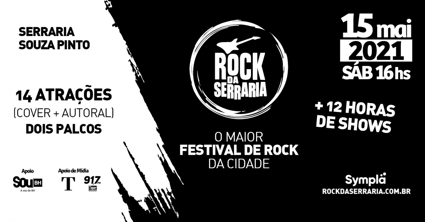 Rock da Serraria 2021