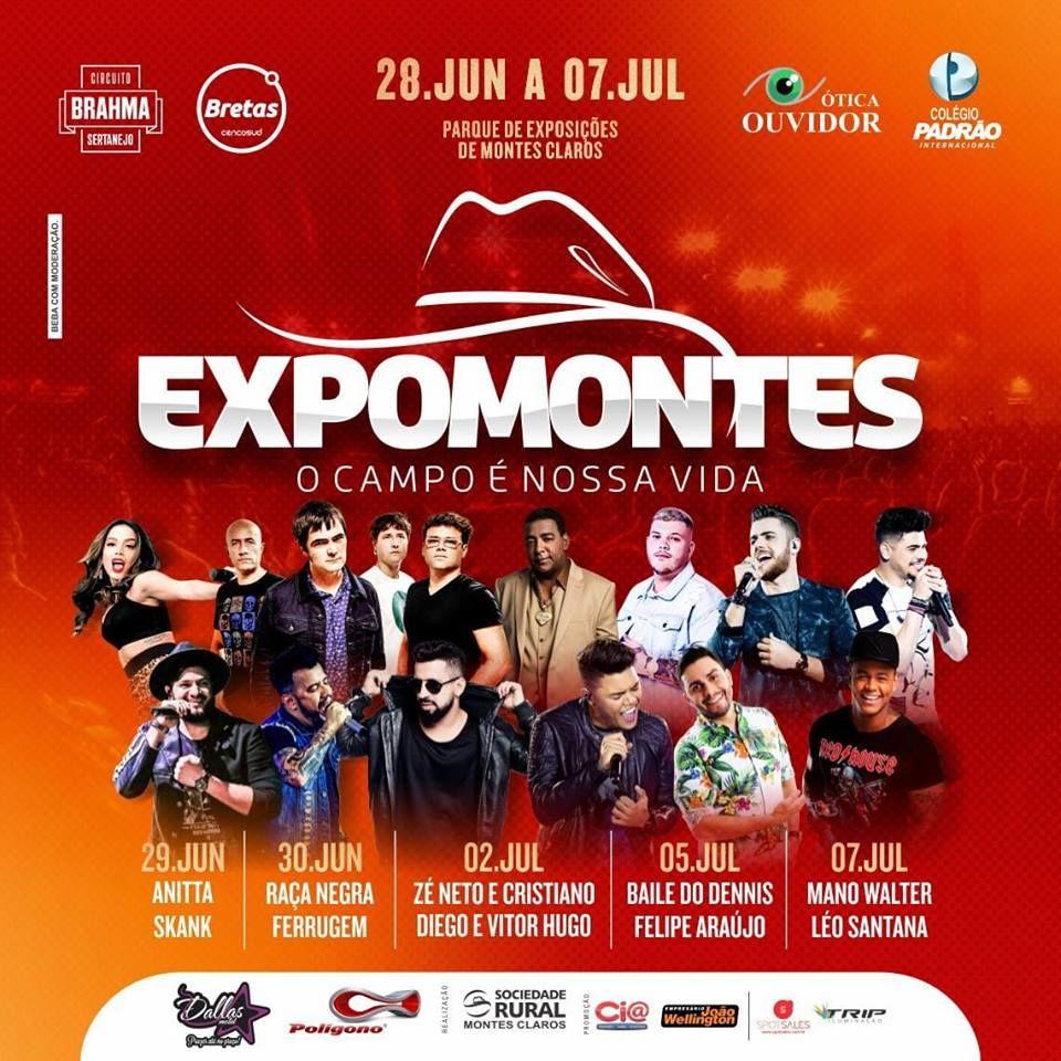 EXPOMONTES 2019