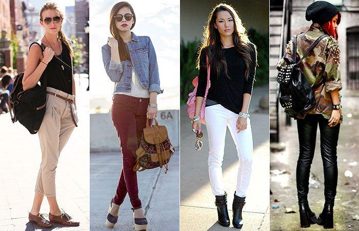 Moda Mochila Fashion